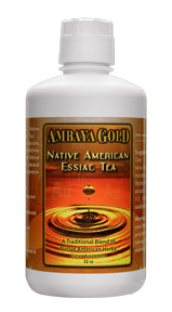 Ambaya Golds Native American Essiac tea is hand-crafted and specially formulated in small batches true to an ancient Native American recipe.