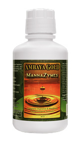 MannaZymes provides total enzyme supplementation for all digestive functions while also helping to boost your immune system..