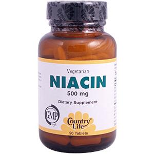 Buffering agents, Calcium and Magnesium, are added to help eliminate any irritation to the digestive system, by neutralizing the excess acidity of Niacin.</p><p>Niacin assists in the functioning of the digestive system, skin, and nerves. It is also important for the conversion of food to energy.</p><p>Niacin (also known as vitamin B3) is found in dairy products, poultry, fish, lean meats, nuts, and eggs. Legumes and enriched breads and cereals also supply some niacin..