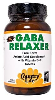 A Rapid Release special combination of Free Form Amino Acids and synergistic nutrients act as a natural relaxer. B-6 aids in the utilization of amino acids. Vegetarian/Kosher.