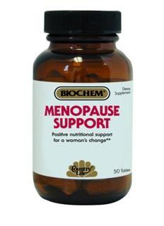 This formula is designed to support women during peri- and post-menopausal years.  Menopause Support provides a combination of vitamins, minerals and botanical compounds, designed to support women through this stage of the life cycle..