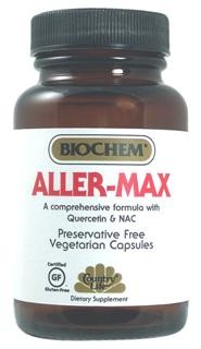 Aller-Max provides a scientifically advanced