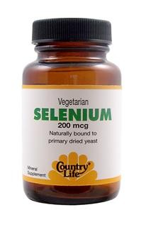 Selenium is an essential trace element and antioxidant. .