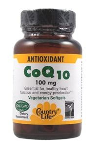 Coenzyme Q10 used in this product is the purest form available..