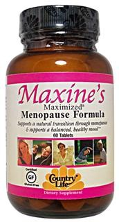 Supports a natural transition through menopause & supports a balanced, healthy mood..