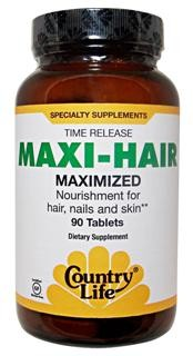 Nourishment for hair, nails and skin..