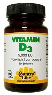 New clinical evidence suggests vitamin D3 is important for overall health.