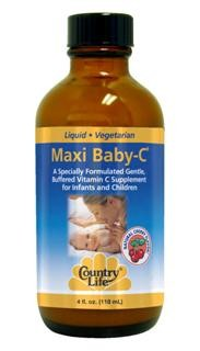 A Specially Formulated Gentle, Buffered Vitamin C Supplement for Infants and Children. Natural Cherry Flavor. Kosher / Vegetarian..