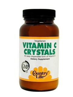 An easily dispersible form of Vitamin C..
