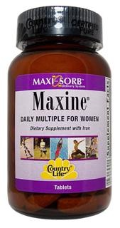A family of multivitamin and mineral formulas designed specifically to address the nutritional needs of women..