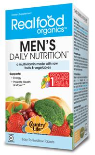 His Daily Nutrition multivitamin offers more