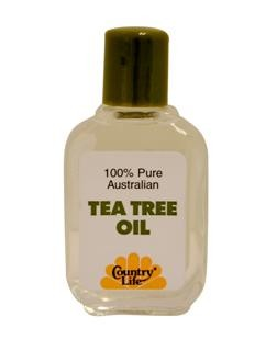 Country Life Tea Tree Oil is an essential oil grown in Australia..