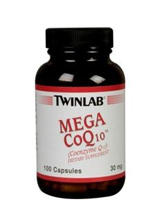 Twinlab Mega CoQ10 capsules are easier to swallow and assimilate. Specially formulated for enhanced bioavailability..