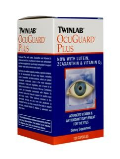 Advanced Vitamin & Antioxidant Supplement for the Eyes - Now with Lutein, Zeaxanthin & Vitamin D3.