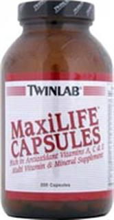 MaxiLife Capsules is a high quality and scientifically advanced multi vitamin mineral and antioxidant formula..