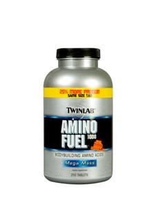 Amino Fuel 1000 is packed with higher potency and faster absorbing branched chain amino acids, peptide-bonded and free amino acids that are essential for building muscle..