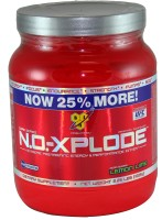 The key ingredients in NO-Xplode provide support for: Training, Energy, Motivation & Intensity; Resistance to Muscle Fatigue; Mental Alertness & Focus; Muscle Fullness, Vascularity & Pumps; Strength, Power, Endurance.