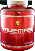 The key ingredients in True Mass provide support for: Multi-Functional Micellar Protein Matrix; Bioactive Protein Utilization Enzymes AZORB; BCAA's & Other Essential Amino Acids; MCT's, EFA's, & Glutamine Peptides; Aspartame Free.