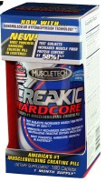 CREAKIC Hardcore  Americas #1 Musclebuilding Creatine Pill  was developed to meet the needs of a true bodybuilder..