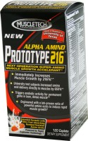 Utilizing state-of-the-art complexes and ultra-fast nanoparticulation technology, Alpha Amino Prototype 216 supplies your muscles with a precisely dosed amount of nanoparticulated aminos, essential aminos, conditionally essential aminos and precision ratio branched chain aminos (BCAAs) needed to build a massive amount of rock-hard muscle..
