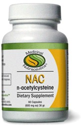 NAC (n-acetyl-cysteine) helps the body to neutralize toxins, 