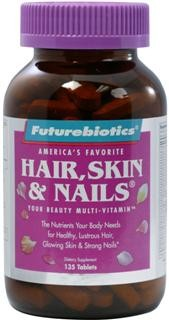 The Nutrients Your Body Needs for Healthy, Lustrous Hair, Glowing Skin & Strong Nails.