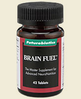 Brain Fuel is a comprehensive formula of vitamins, minerals, amino acids and botanicals that brings together some of the most recent findings in nutritional supplementation and brain health.  The average brain weighs only about 3 pounds, yet it requires a constant supply of nutrition and energy to maintain normal functioning. Select vitamins and minerals help provide effective nutritional support..