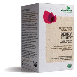 Bioactive synergistic blend of wild cultivar berries with organic superfruits