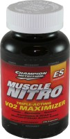 Muscle Nitro improves aerobic capacity..