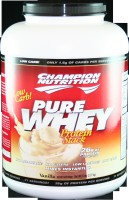 Pure Whey Protein Stack is an effective way to gain lean muscle mass whether you are planning on bulking up or losing fat. .