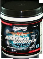 CHAMPION NUTRITION's new Amino Shooter, pre-workout drink, can help protect you from the negative effects of exercise-induced catabolism that occur in the first moments of your workout..