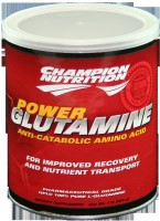 L-glutamine is essential for protein synthesis, immune function, gastrointestinal health and recovery..