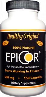 EpiCor? is a unique, all natural dietary ingredient that significantly strengthens the body's immune function..