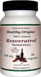 Resveratrol, combined with other polyphenols may provide protective support to the cardiovascular system and is known for its anti-aging effects..