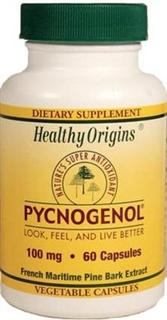 Antioxidants in Pycnogenol help to strengthen and protect collagen and connective tissues..