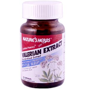 A potent standardized extract 250 mg per capsule, concentrated and standardized for a minimum of preferred 0.8% Valerenic acids in a synergistic base of Wild Countryside Valerian Root..