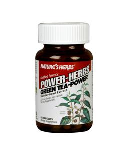 Certified Potency Green Tea-Power is a high quality, effective form of Green Tea Extract.  Green Tea-Power is the highest quality, most potent and most effective form of Green Tea Extract available..