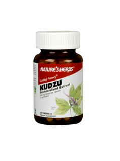 Certified Potency Kudzu Extract (Kudzu-Power) is the highest quality, most potent and most effective form of Kudzu Extract available. A rich source of Daidzin, 1mg per capsule, Kudzu-Power is standardized with the greatest concentration of naturally-balanced active principles, while retaining and enhancing all the whole-plant synergistic benefits..