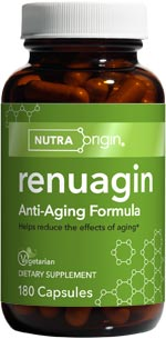 All of the ingredients in Renuagin have antioxidant properties; plus each one also has unique health benefits. While nothing can stop you from getting older, making sure your body is stocked with high levels of antioxidants can help you age better..