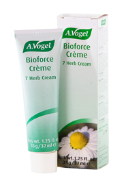 Bioforce 7 Herb Cream is helpful for poorly nourished, dry, rough skin with rash, as well as cracked or chapped lips. It is especially soothing after shaving, and under the nose during a cold..
