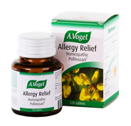 Exclusive formula containing Cardiospermum, the anti-allergy homeopathic alternative. Homeopahtic relief for hay fever, sneezing, watery & swollen eyes, nasal congestion and allergic reaction..