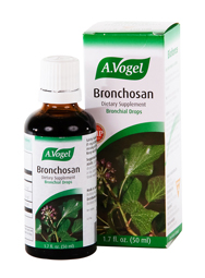Holistically standardized, Bronchosan promotes healthy respiratory system and lung function..