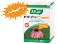 EchinaForce is 100% certified organic, lactose & gluten free, and supports your child's immune system..