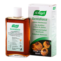 Dentists have reported excellent results when using Dentaforce, a concentrated herbal mouthwash made with extracts and essential oils of 13 different herbs for fresh breath and a clean mouth..