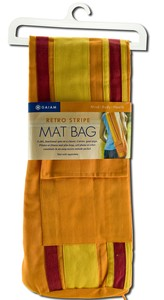 Protect your beloved mat with this eco-conscious bag..
