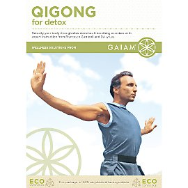 A quick, easy-to-learn Qigong routine to detoxify and cleanse the entire system. This program harnesses Qigong's 12 most potent exercises for flushing out the buildup of environmental and dietary toxins and promotes optimal health and well-being..