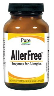 For those who suffer from allergies caused by airborne allergens, AllerFree is a safe, natural, and highly effective solution..