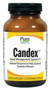 Natural Enzymes to Help Control Candida Albicans.
