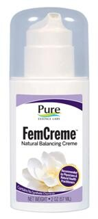 FemCreme is a natural progesterone crme that is designed to the exact specifications of Dr. John Lee (What Your Doctor May Not Tell You About Menopause)..