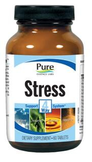 Outperforms many other Stress Supplements, because it addresses both the signs of stress and their deeper causes..